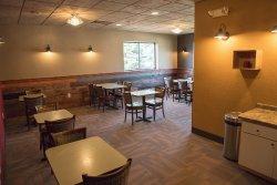 Meeting room at Vino Latte - Wausau