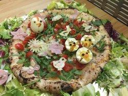 la pizza di pasqua