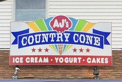 Aj's Country Cone