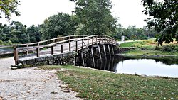 Minuteman National Park - Old North Bridge