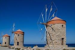 Windmills of Mandraki