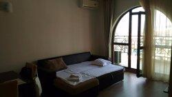 Номер one-bedroom apartment на 4 этаже
