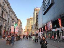 Shenyang Middle Street-Pedestrian Mall
