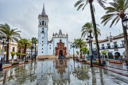 Iglesias San Juan Bautista de La Palma del Condado