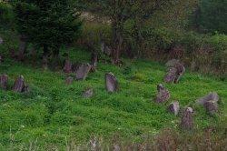 Jewish Cemetery in Lutowiska