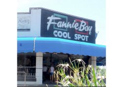 Fannie Bay Cool Spot