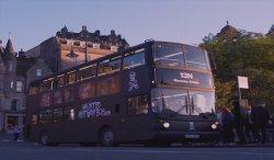 Haunted History Bus