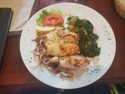 Heerlijke vis gerechten