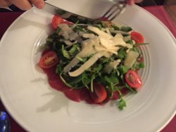 Cozy Italian Fine Dining