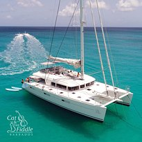 Cat & The Fiddle Luxury Catamaran