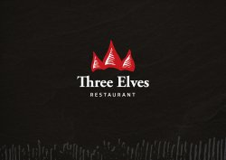 ‪Three Elves Restaurant‬