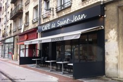 Cafe de Saint-Jean