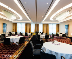 Conference Rooms at the Steigenberger Hotel de Saxe