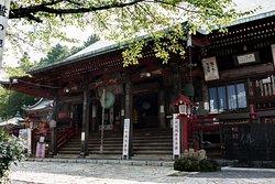 Yamaguchi Kannon - Konjoin Temple
