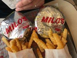 Milos Hamburgers