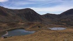 Les lacs de prals