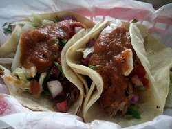 Good but not amazing tacos