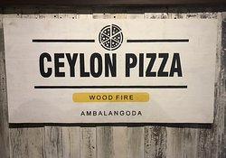 Ceylon Pizza