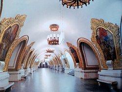 Moskovskiy Metropoliten