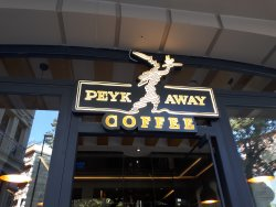 Peyk Away Coffee