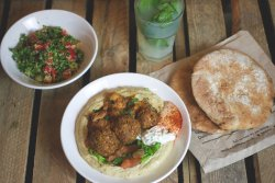 Hummus Bros - Cheapside