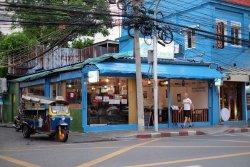 8848 Restaurant and Lounge Bar