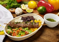 Nossa! Brazilian Grill - Fast-Casual Restaurant & Cafe