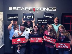 Auburn Escape Zones
