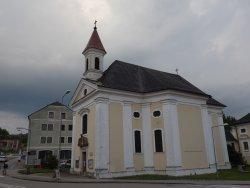 Kath. Filialkirche St. Ägidius, Dörflkirche