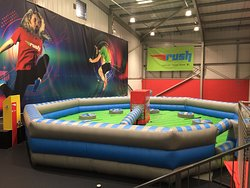 Rush UK Trampoline Park High Wycombe
