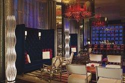 Lumen Lounge at the Ritz-Carlton Atlanta