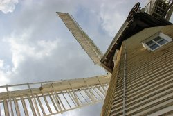 A good example of a working Windmill