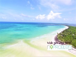 Private Transfer from Holbox to Bacalar. Enjoy and be our guest