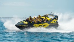 Jet boat 360, aprox. 1hour trip