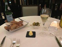 Harika akşam yemeği deneyimi