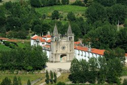 Monastery of Saint Mary of Pombeiro
