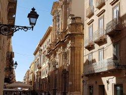 Corso Vittorio Emanuele di Trapani