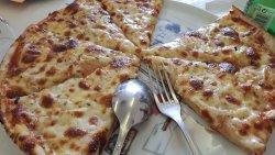 Boa pizzaria em Fátima