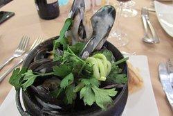 OK mussele