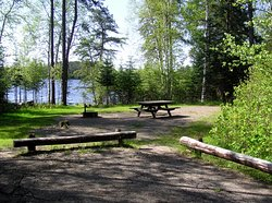Cadotte Lake Campground