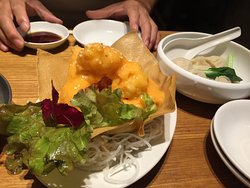 綺麗な中華レストラン