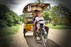 Nicky Battambang Private Tours