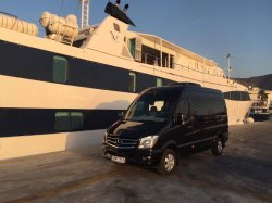 Paros Taxi Services
