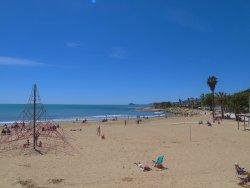 Morrongo Beach