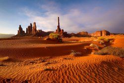 Monument Valley Twin Warriors Tours