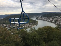 Sesselbahn in Boppard