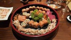 Experiencing Japan's delicacy