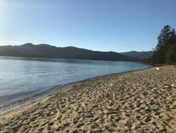 Porpoise Bay Provincial Park