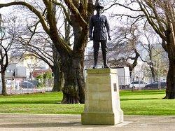 Henry James Nicholas Statue