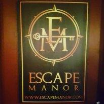 Escape Manor